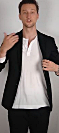 OneDapperStreet-henley-blazer-outfit